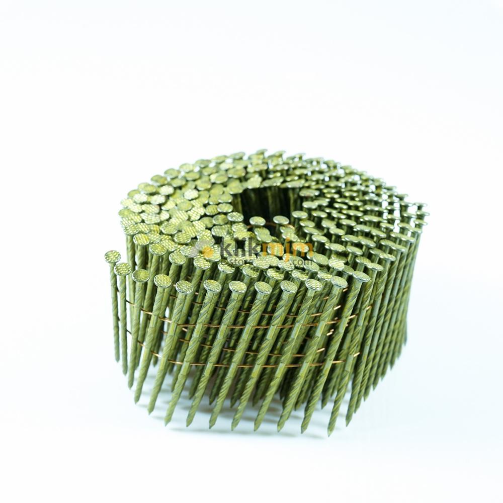 Cara mudah Menghilangkan Karat Pada Paku & Mur-Baut Berbahan Besi dan Logam