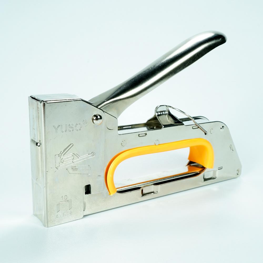 YUSO Y23 Staples Manual (Hand Tacker) - Harga, Fungsi, dan Cara Pemakaian