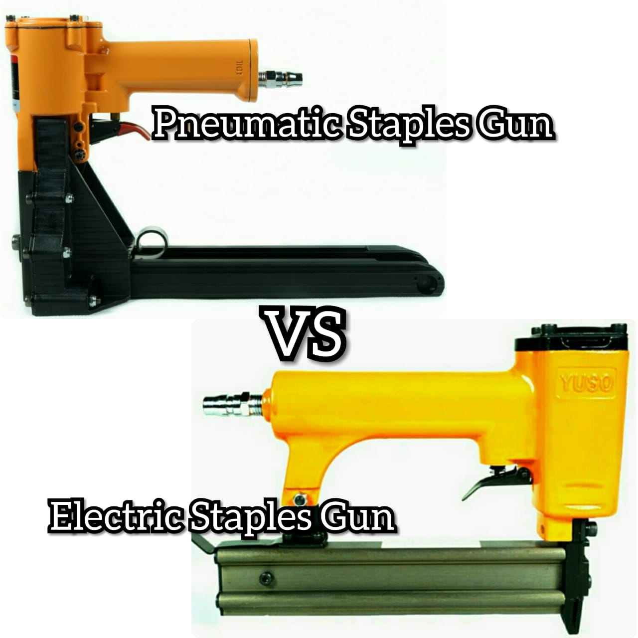 Pneumatic Staple Gun vs Electric Staple Gun